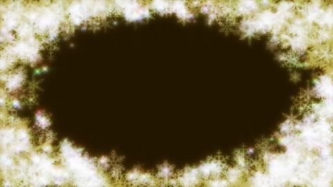 Winter background loop 04 Footage