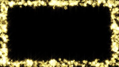 Winter background loop 19 Footage