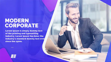 Corporate Trend Premiere Pro Template