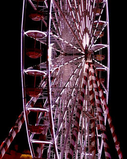 Big Wheel- 4 Vertical-clip IGTV, instagram Footage