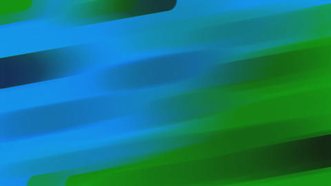Green and Blue Abstract Color Background ビデオ