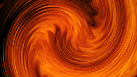 Gold Abstract Lines Vortex VJ Loop Motion Background Animation