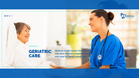 American Medical Centers After Effects Template