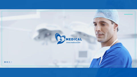 Medical Promo - Medical Opener After Effects Template