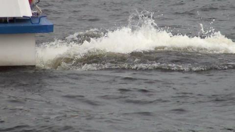 Motor boats Footage