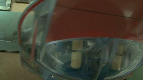 Underwater bike Stock Video Footage