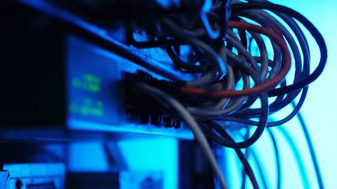 Server room Footage
