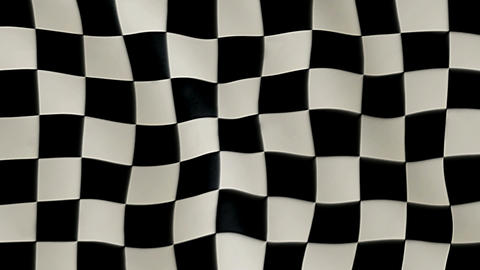 checkered flag Animation