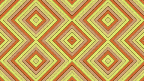 Abstract Shapes Rhombus Colorful Stripes Seamless Looping Animated Textures 1