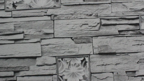 walls are made of stone Footage