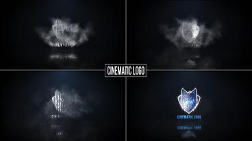 Cinematic Logo Reveal Plantilla de After Effects