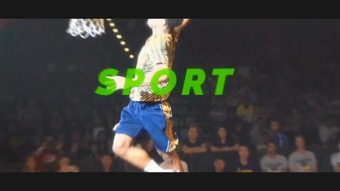 Sport Promo - Action Sport After Effects Template