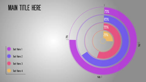Adobe Premiere Pro Infographics templates, motion graphics