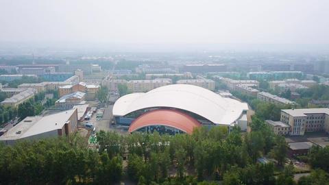 Sports facility. Stadium Yenisei ( Yenisei Ice Stadium ).…, Live Action