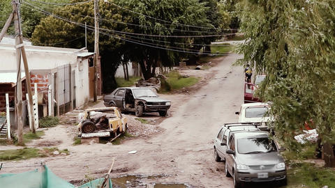 Slums in the Outskirts of Buenos Aires (Argentina) GIF