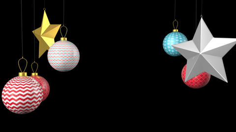 Christmas Ornaments 2 Animation