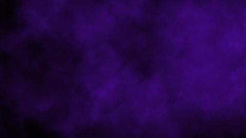 Purple Smoke Fog Clouds Loop Motion Background Animation