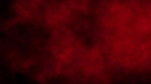 Red Smoke Fog Clouds Loop Motion Background CG動画素材
