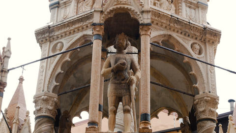 view on church of Santa Maria Antica is a Romanesque church located in the Live Action