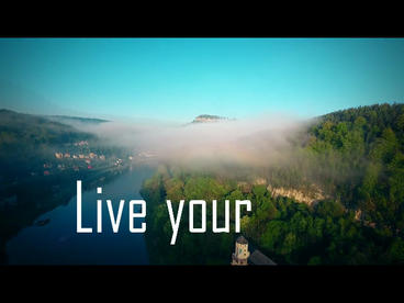 Live your Life - nature - travel - adventure After Effects Project