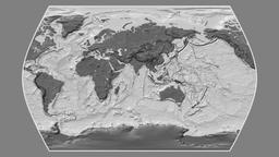 Cameroon. Times Atlas. Bilevel Animation