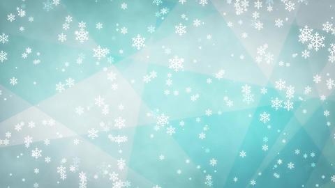Winter background loop 22 Footage