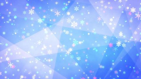 Winter background loop 26 Footage