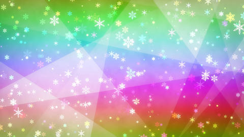 Winter background loop 30 Footage