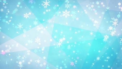 Winter background loop 32 Footage
