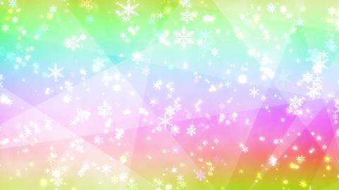 Winter background loop 40 Footage