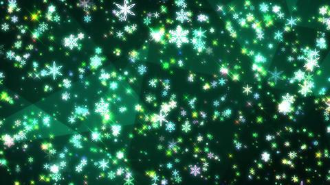 Winter background loop 44 Footage