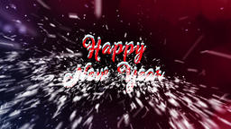 Happy New Year Animation