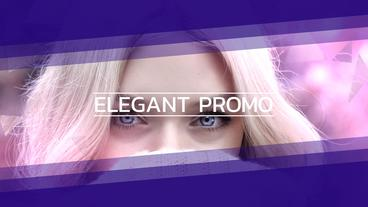 Elegant Promo CC After Effects Template