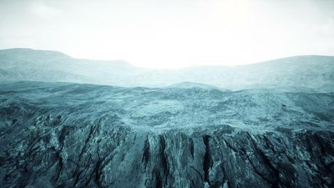 Frozen Wilderness Fantasy Landscape 3D Animation Animation