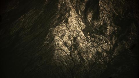 4K Green Grassy Highland Cinematic Aerial Vintage 3D Animation Animation