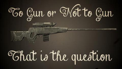 USA Gun Prohibition Shakespeare Version Vintage Animation Animation