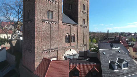 Altenburg Aerial View Footage Pack Vol1