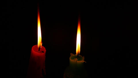 Candles in the church, Live Action