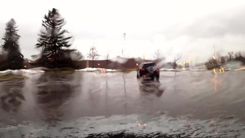Windshield Window Precipitation 0