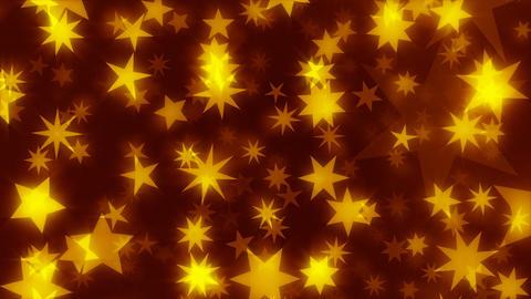 ChriStars 2 - Dense Christmas Starfield Video Background Loop CG動画素材