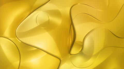 GoldHoney 2 - 4k Stylish Texture Flow Video Background Loop Animation