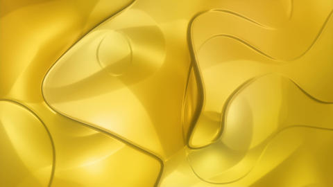 GoldHoney 2 - Stylish Texture Flow Video Background Loop Animation