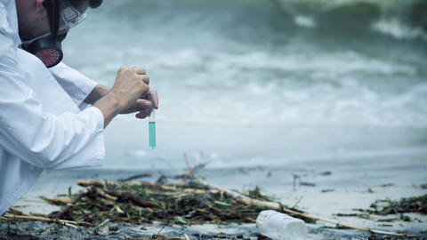 Scientist pessimistic about water test result, health issues caused by pollution Live Action