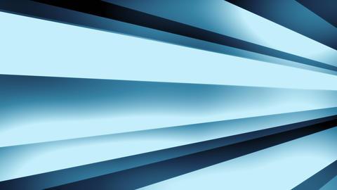 DynStripes Blue - 4k Dynamic 3D Shapes Video Background Loop Animation