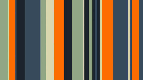 Multicolor Stripes 45 - Dynamic Colors Bars Video Background Loop Animation
