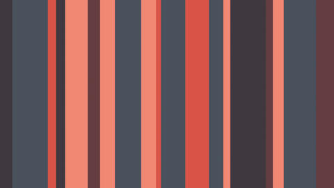 Multicolor Stripes 43 - 4k Red And Gray Stripes Video Background Loop Animation