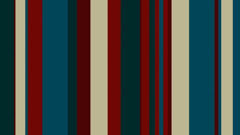Multicolor Stripes 37 - Dark Blue Red Bars Video Background Loop Animation