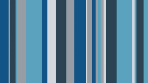 Multicolor Stripes 38 - 4k Blue And Gray Stripes Video Background Loop Animation