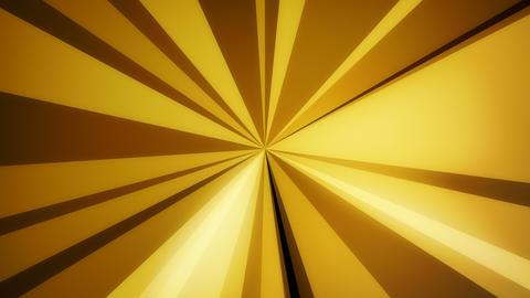 Arba Gold - 4k Bright Wedges Texture Video Background Loop Animation