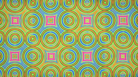 Wallpaper Weirdness Paperlike 12 - 4k Floral Wallpaper... Stock Video Footage